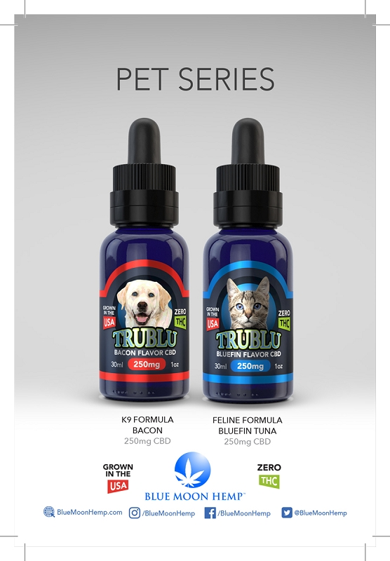 CBD Pet Series